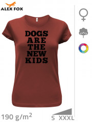 Triko 108 California ,,Dogs are the new kids